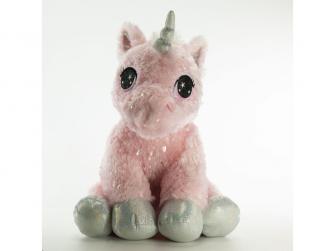 plyšová hračka UNICORN Pink 45cm 2