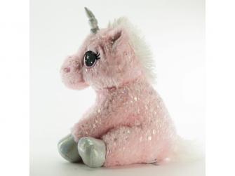 plyšová hračka UNICORN Pink 80cm 3