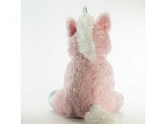 plyšová hračka UNICORN Pink 80cm 4