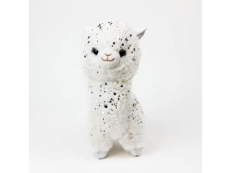 plyšová hračka LAMA White 30cm 2