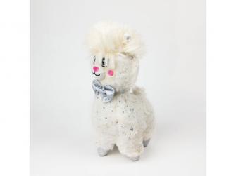 plyšová hračka ALPACA White 30cm 3