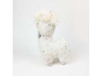 plyšová hračka ALPACA White 30cm 4