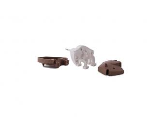 PAKŮŇ - magnetická skládací hračka s 3D modelem savany 5