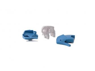 SLON - magnetická skládací hračka s 3D modelem savany 7