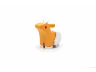 BABY ANTILOPA - magnetická skládací hračka 3