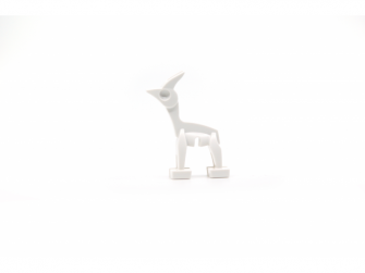 BABY ANTILOPA - magnetická skládací hračka 5