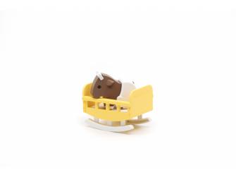 BABY PAKŮŇ - magnetická skládací hračka 3
