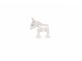 BABY PAKŮŇ - magnetická skládací hračka 5