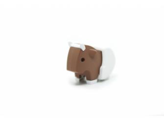 BABY PAKŮŇ - magnetická skládací hračka 2