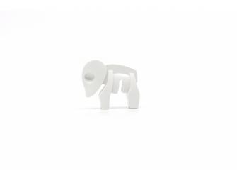 BABY SLON - magnetická skládací hračka 4