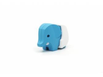 BABY SLON - magnetická skládací hračka 2