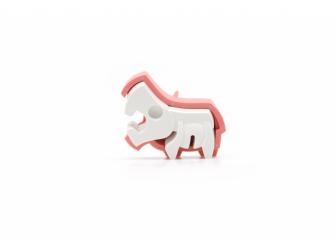 BABY HROCH - magnetická skládací hračka 3