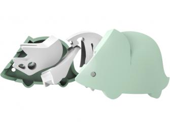 TRICERA - magnetická skládací hračka s 3D modelem prostředí 3