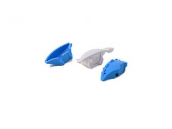ANKYLO - magnetická skládací hračka s 3D modelem prostředí 3