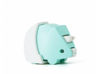 BABY TRICERA - magnetická skládací hračka 2