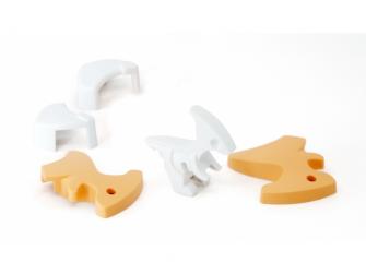 BABY PARA - magnetická skládací hračka 3