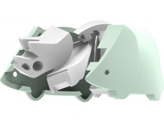 TRICERA - magnetická skládací hračka 2