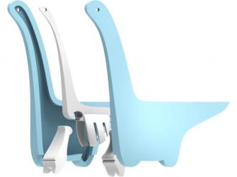 DIPLO - magnetická skládací hračka 3