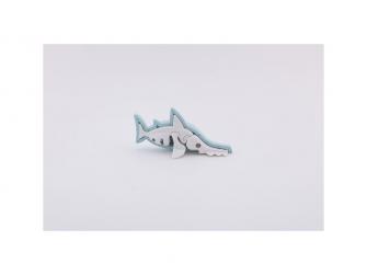 ŽRALOK PILONOS -magnetická skládací hračka s 3D modelem oceánu 3