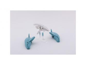 KEPORKAK - magnetická skládací hračka s 3D modelem oceánu 2