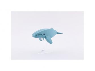 KEPORKAK - magnetická skládací hračka s 3D modelem oceánu 3