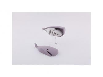 VORVAŇ - magnetická skládací hračka s 3D modelem oceánu 3
