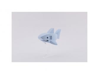 ŽRALOK BÍLÝ - magnetická skládací hračka s 3D modelem oceánu 2