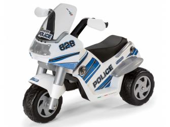 RAIDER POLICE (6V, 1 motor)