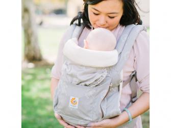 Novorozenecká vložka easy snug Original Natural 3
