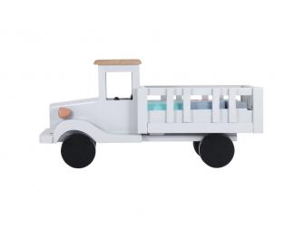 Dřevěné nákladní auto 3
