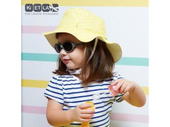 Dětské sluneční brýle Diabola 0-18 měsiců - tmavě šedá 4