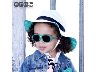 Dětské sluneční brýle JokaLa 2-4 roky - mentolová 3