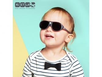 Dětské sluneční brýle JokaLa 2-4 roky - tmavě šedá 3