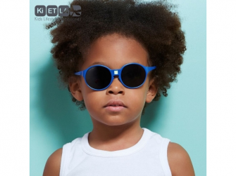 Dětské sluneční brýle JokaKid's 4-6 let - královská modrá 3