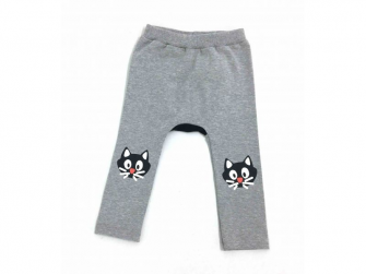 Legíny Red Nose-Gray M