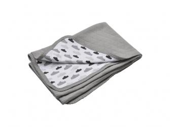 Dreamer Quilt Grey 100x150 cm
