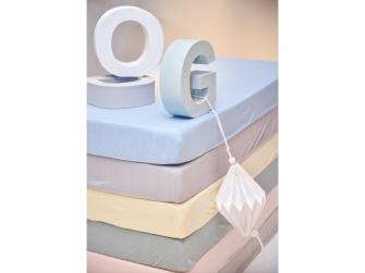 Slumber Scandinavian Solid do postýlky Spring 60x120 cm 2
