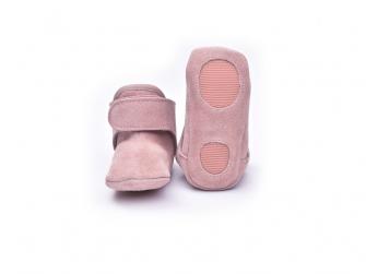 Walker Leather Basic Pink 3 - 6 měsíců 3