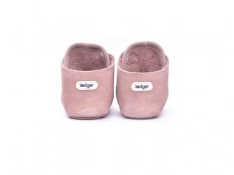 Walker Leather Basic Pink 3 - 6 měsíců 4
