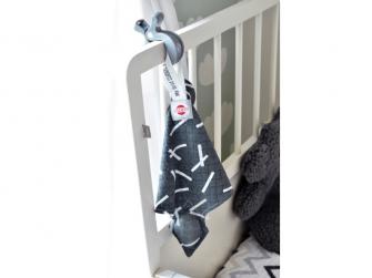 Cuddler Sprinkle Print Carbon 2