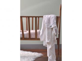 Romper Fold Over Scandinavian Print Blush/Soft Skin vel. 62 2