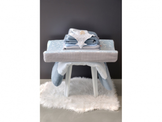 Changer Flannel/Honeycomb Steel Grey 2