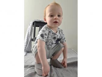 Walker Loafer Light Grey 12 - 15 měsíců 8