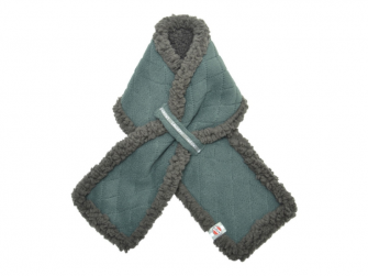 Muffler Fleece Scandinavian Sage