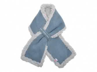 Muffler Fleece Scandinavian Ocean