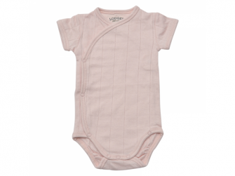 Body Romper Fold Over Solid Soft-Skin vel. 56