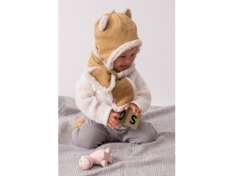 Hatter Botanimal Caramel 6-12 měsíců 3