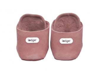 Walker Leather Basic Plush 6 - 12 měsíců 2