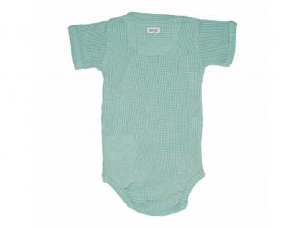 Romper Short Sleeves Ciumbelle Silt Green vel. 68 2