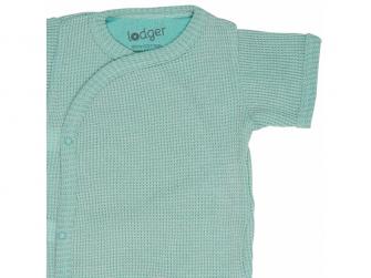 Romper Short Sleeves Ciumbelle Silt Green vel. 68 3